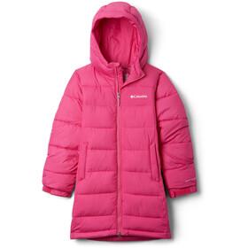 Columbia Pike Lake Long Jacket Youth, pink ice